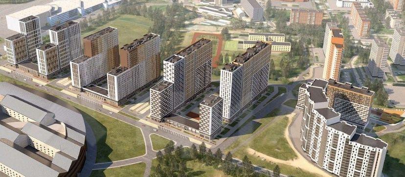 Купить студию в Рабочем поселке новоивановское - megabaz.ru