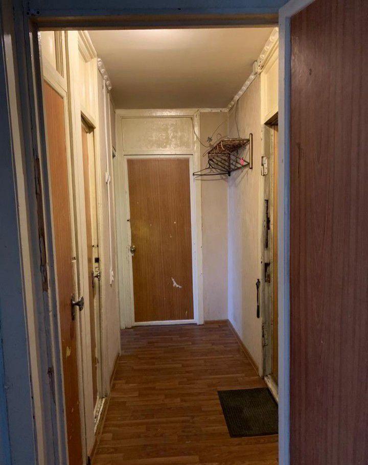 Продажа двухкомнатной квартиры поселок городского типа Монино, Южная улица 14, цена 2850000 рублей, 2021 год объявление №327742 на megabaz.ru