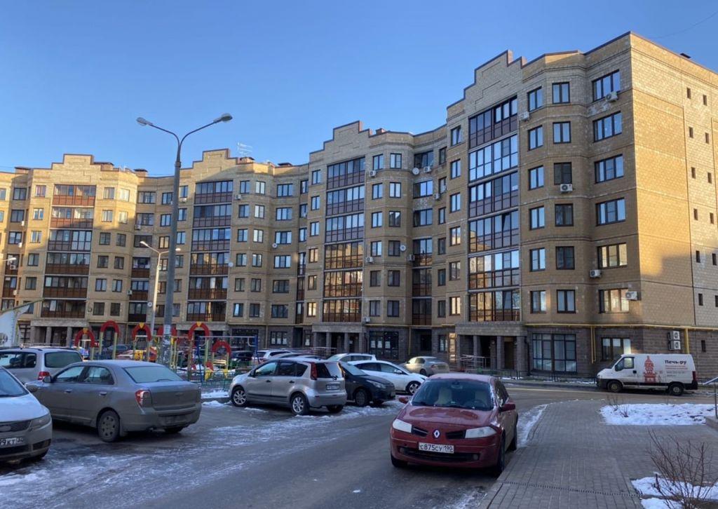 Продажа трёхкомнатной квартиры рабочий посёлок Селятино, Госпитальная улица 6А, цена 8500000 рублей, 2021 год объявление №328482 на megabaz.ru