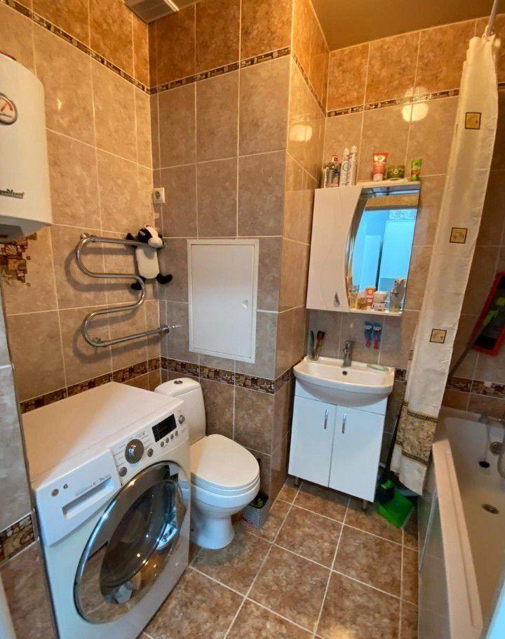 Продажа однокомнатной квартиры деревня Бородино, Варшавское шоссе 70, цена 3500000 рублей, 2021 год объявление №328734 на megabaz.ru