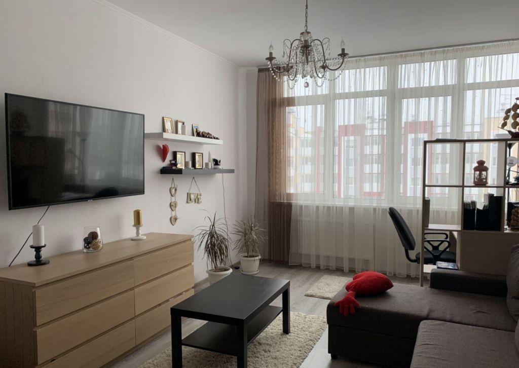 Продажа двухкомнатной квартиры деревня Чёрная, Садовая улица 15, цена 6000000 рублей, 2021 год объявление №328854 на megabaz.ru