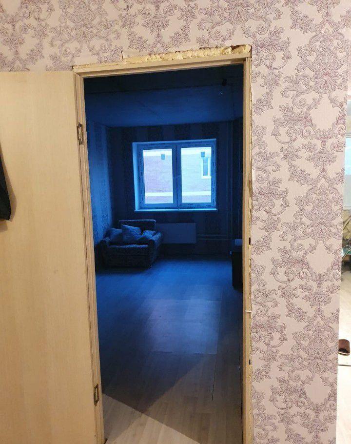 Продажа однокомнатной квартиры деревня Большие Жеребцы, цена 2100000 рублей, 2021 год объявление №329570 на megabaz.ru