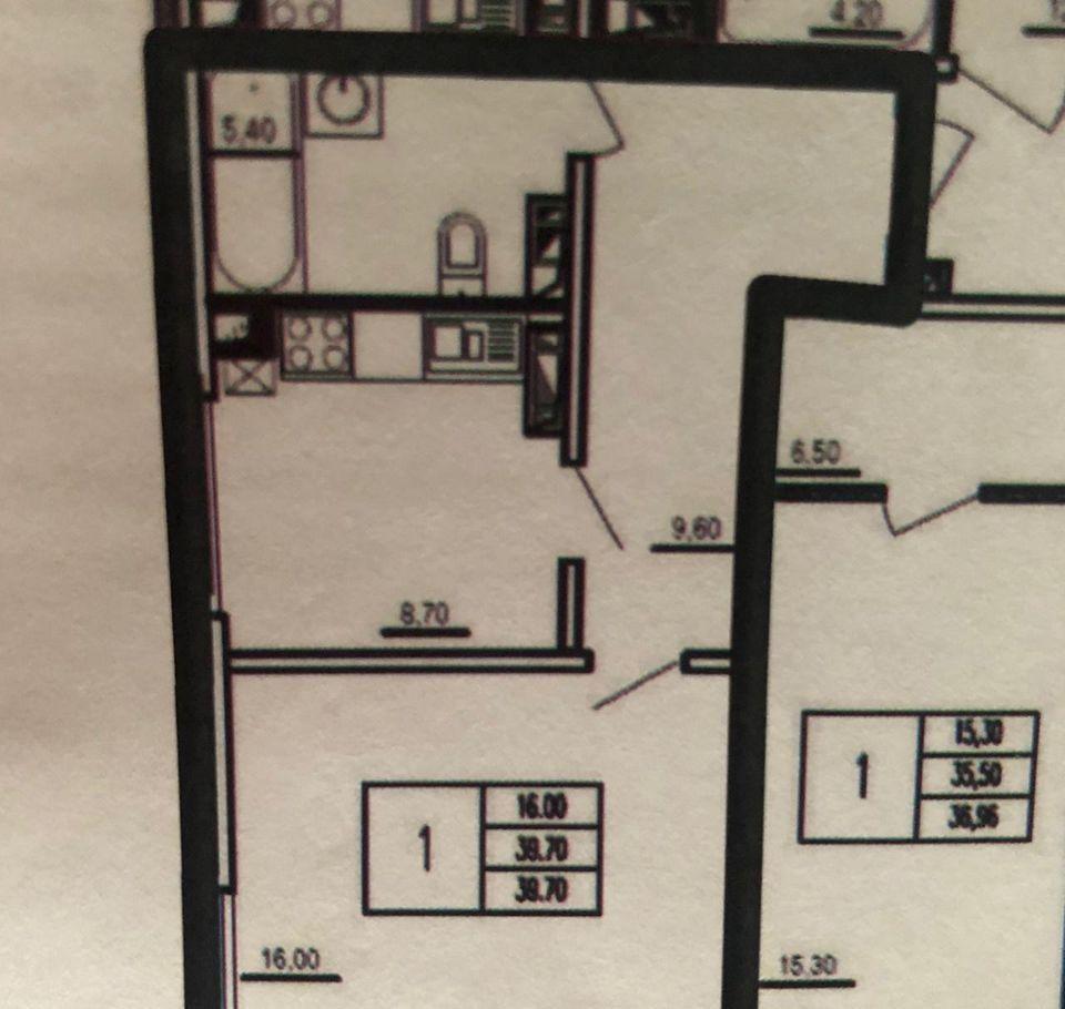 Продажа однокомнатной квартиры деревня Чёрная, Садовая улица 2к1, цена 4250000 рублей, 2021 год объявление №330023 на megabaz.ru