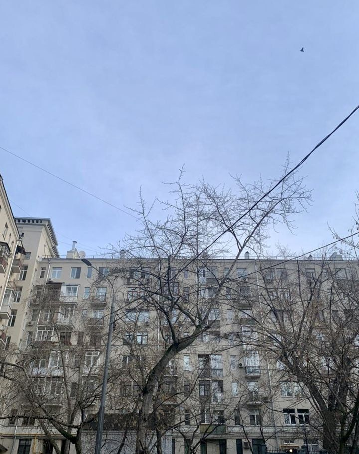 Продажа трёхкомнатной квартиры Москва, метро Краснопресненская, Рочдельская улица 11/5, цена 13500000 рублей, 2021 год объявление №330061 на megabaz.ru