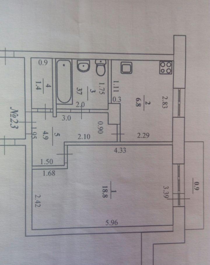 Продажа однокомнатной квартиры садовое товарищество Лужок, цена 1200000 рублей, 2020 год объявление №330584 на megabaz.ru