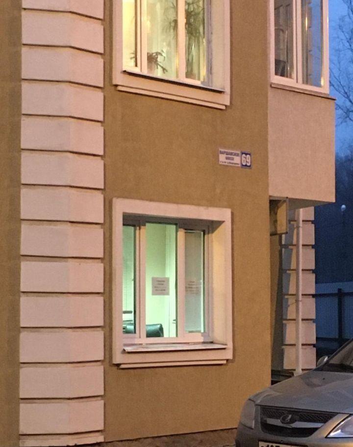 Продажа однокомнатной квартиры деревня Бородино, Варшавское шоссе 69, цена 3900000 рублей, 2021 год объявление №330481 на megabaz.ru