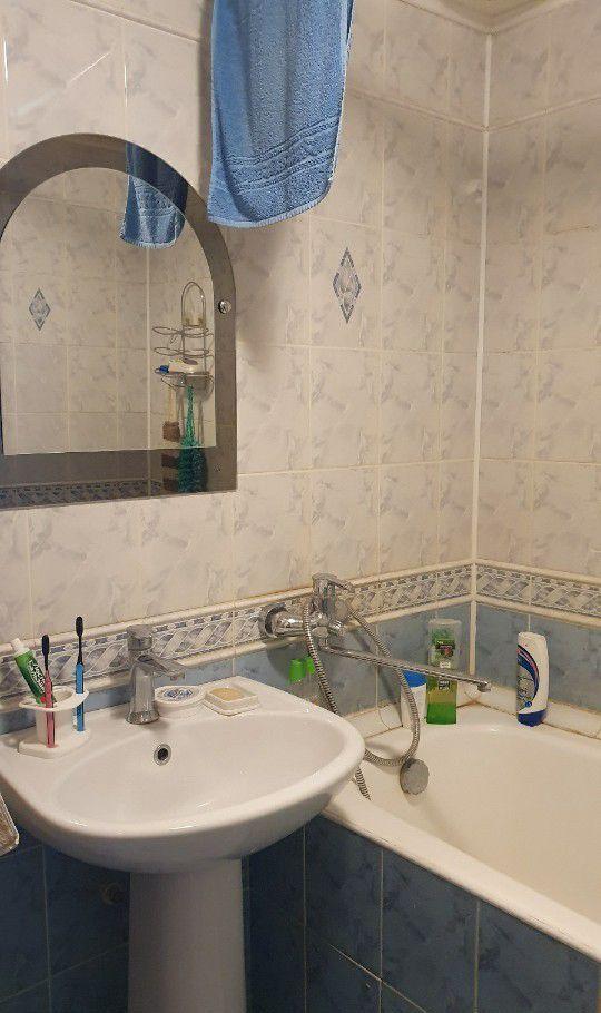 Продажа трёхкомнатной квартиры поселок Глебовский, улица Микрорайон 38, цена 4100000 рублей, 2021 год объявление №330262 на megabaz.ru