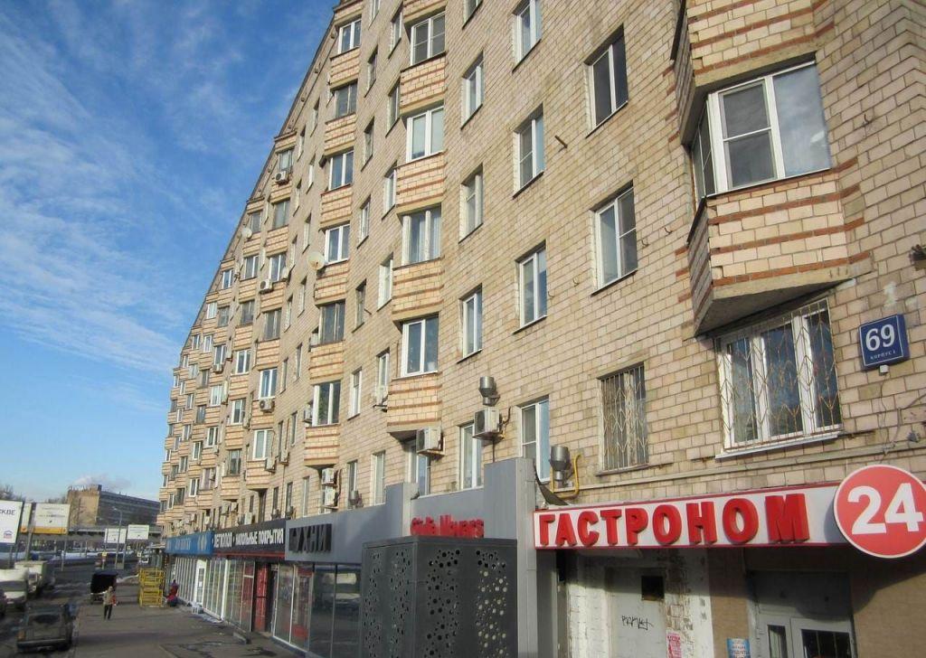 Продажа студии Москва, метро Варшавская, Варшавское шоссе 69к1, цена 2590000 рублей, 2021 год объявление №330936 на megabaz.ru