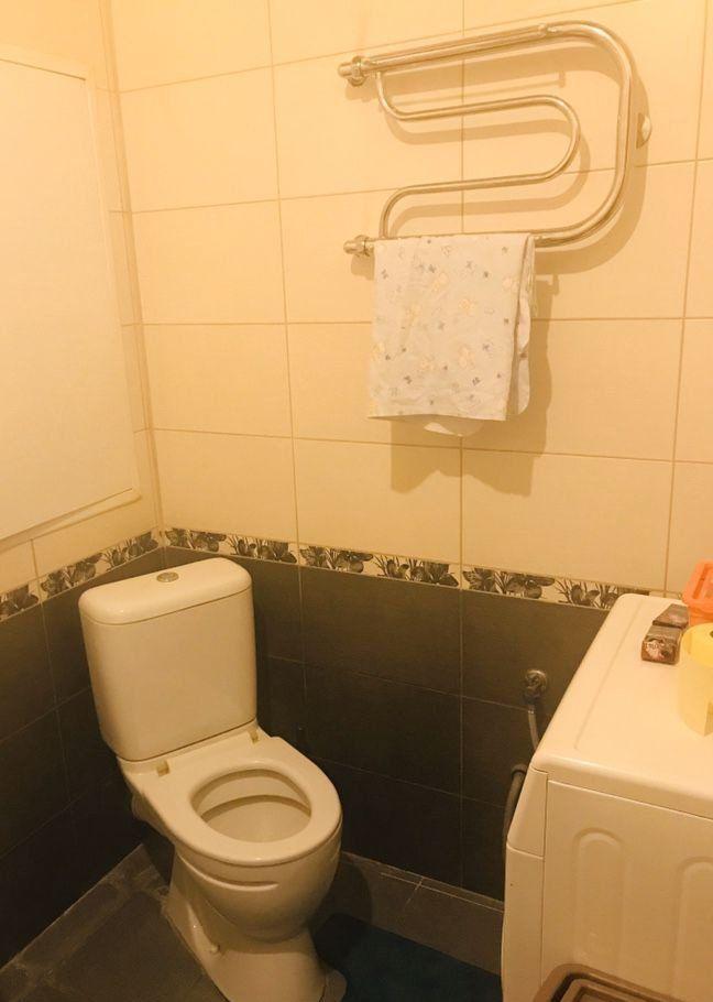 Аренда однокомнатной квартиры поселок Аничково, цена 17000 рублей, 2021 год объявление №962430 на megabaz.ru