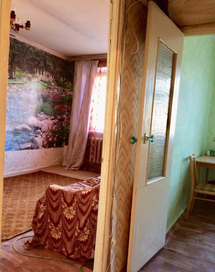Продажа однокомнатной квартиры поселок Глебовский, Октябрьская улица 61, цена 1700000 рублей, 2021 год объявление №332530 на megabaz.ru