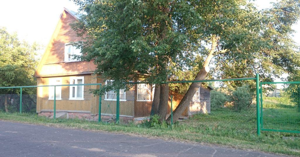 Продажа дома деревня Бородино, цена 1130000 рублей, 2021 год объявление №332592 на megabaz.ru