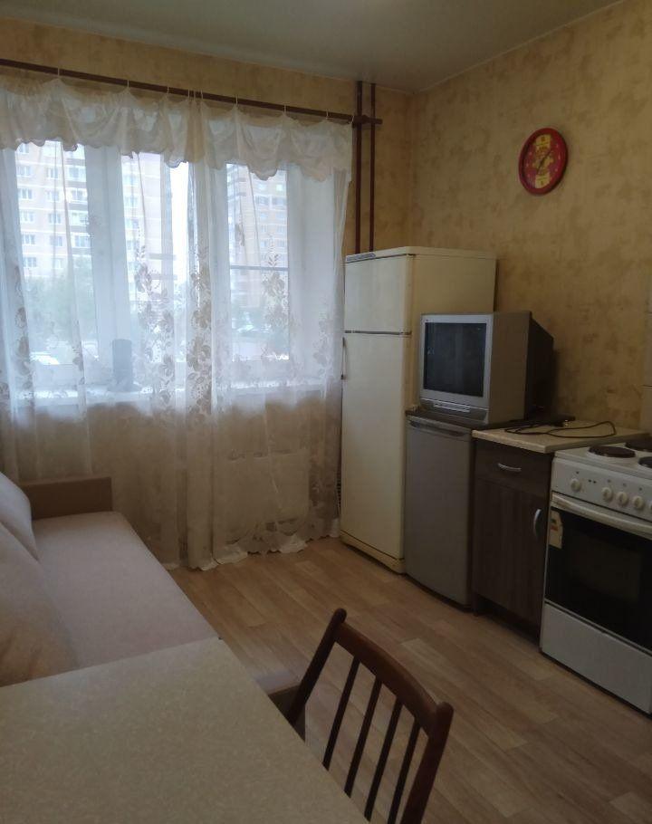Аренда однокомнатной квартиры поселок Аничково, цена 15000 рублей, 2021 год объявление №966969 на megabaz.ru
