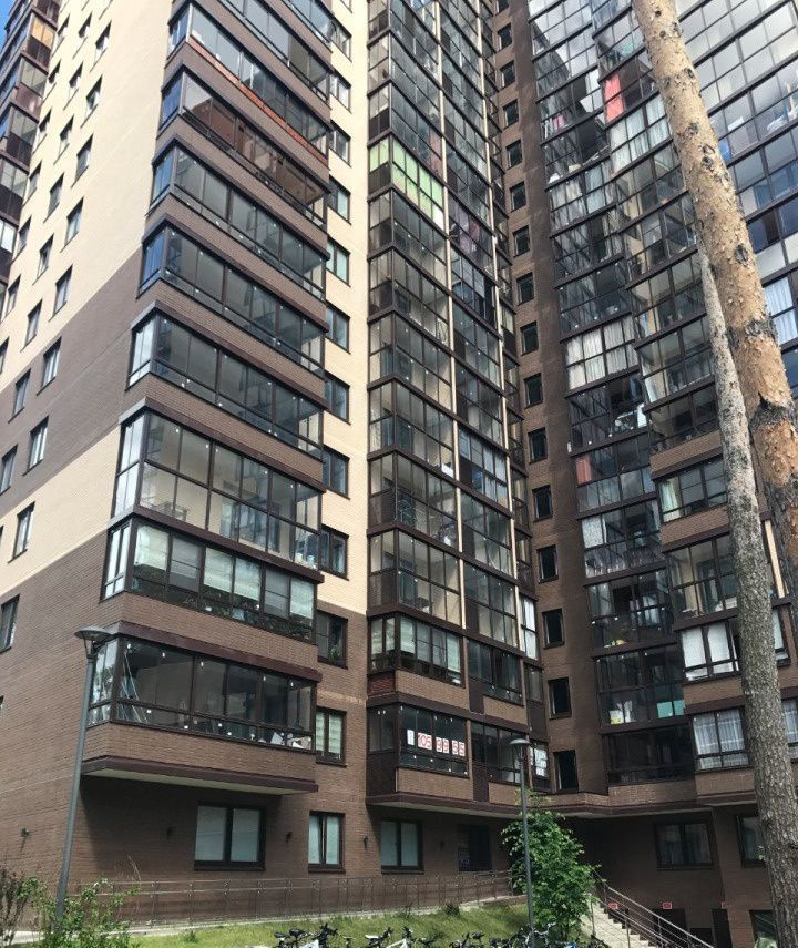 Продажа двухкомнатной квартиры поселок Горки-10, цена 6500000 рублей, 2021 год объявление №335319 на megabaz.ru