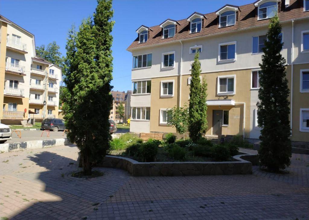 Продажа двухкомнатной квартиры деревня Бородино, Варшавское шоссе 69, цена 5200000 рублей, 2021 год объявление №335140 на megabaz.ru