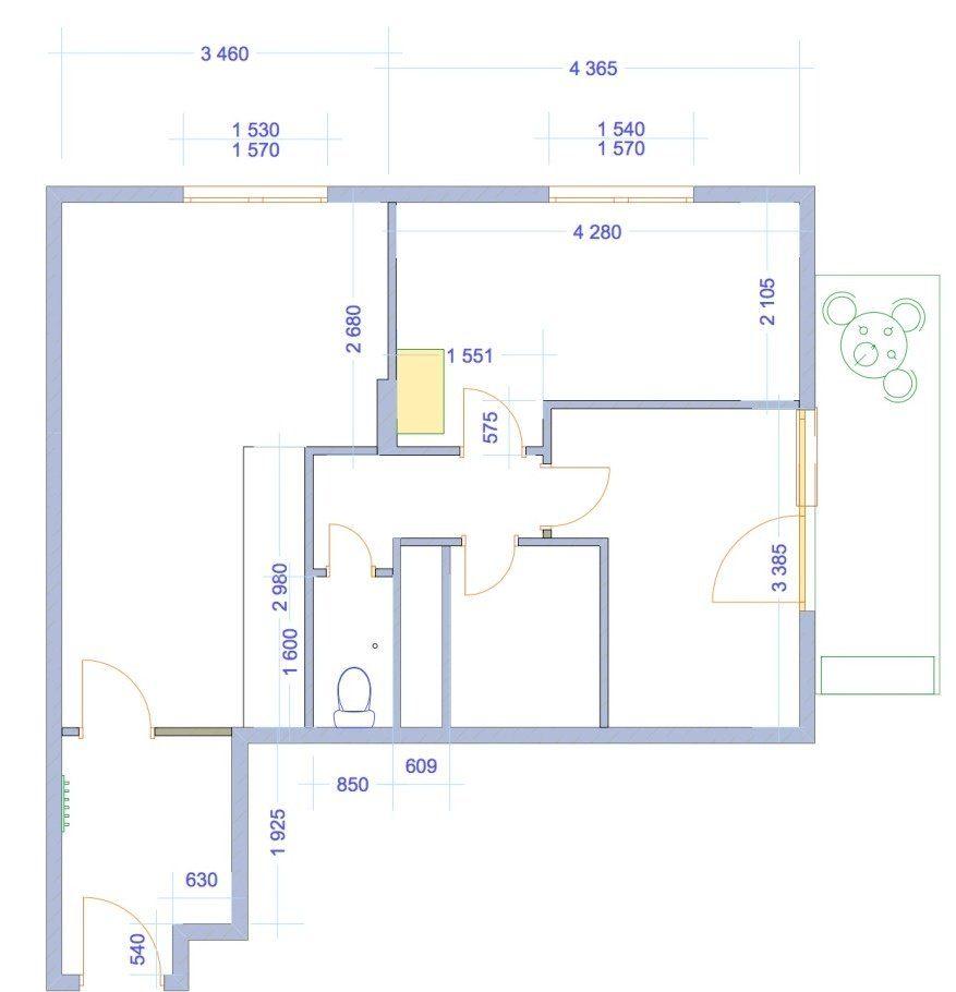 Продажа трёхкомнатной квартиры поселок Горки-10, цена 6900000 рублей, 2021 год объявление №335511 на megabaz.ru