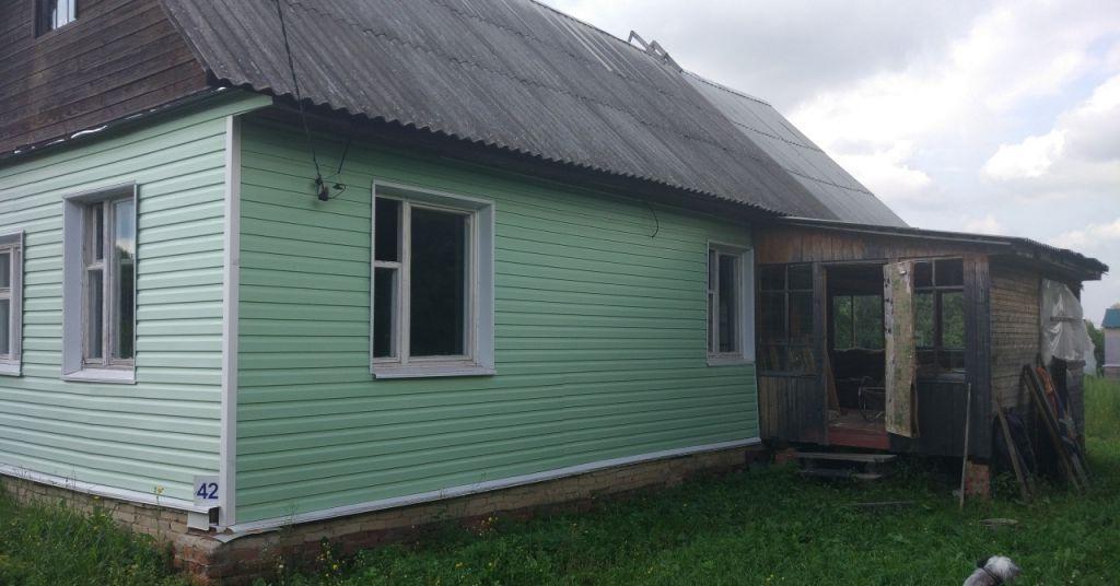 Продажа дома деревня Елгозино, Дорожная улица, цена 3600000 рублей, 2021 год объявление №339042 на megabaz.ru