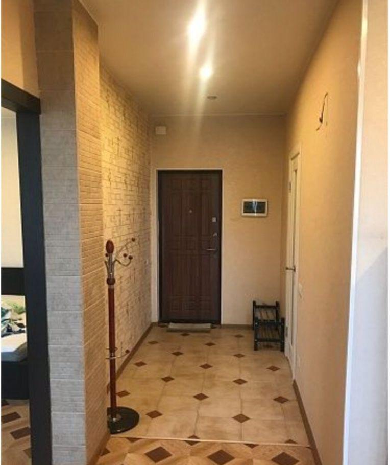 Аренда однокомнатной квартиры поселок Аничково, цена 16000 рублей, 2021 год объявление №975452 на megabaz.ru
