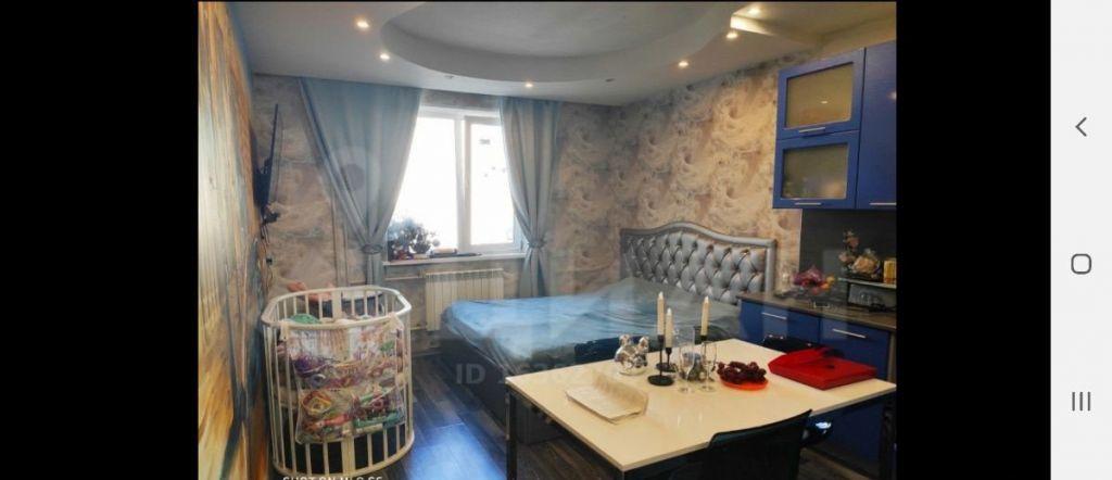 Продажа двухкомнатной квартиры деревня Бородино, Варшавское шоссе 69, цена 3700000 рублей, 2021 год объявление №339497 на megabaz.ru