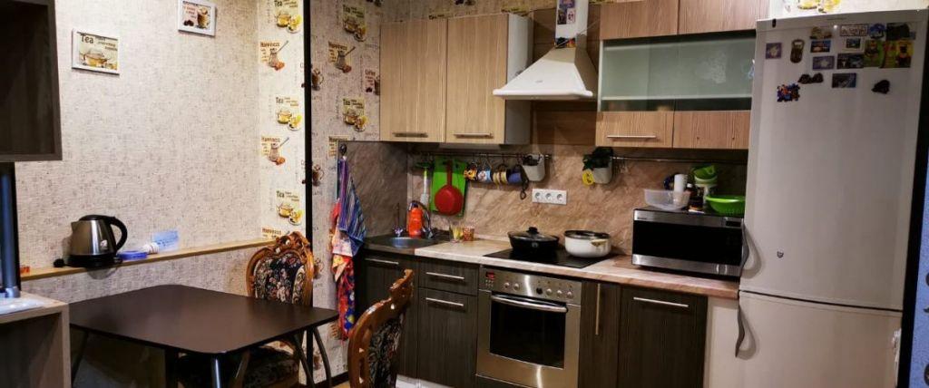 Аренда двухкомнатной квартиры поселок Мебельной фабрики, Заречная улица 5, цена 25000 рублей, 2021 год объявление №977041 на megabaz.ru