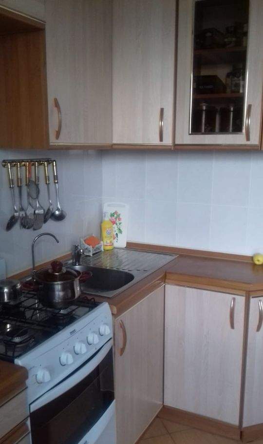 Продажа однокомнатной квартиры поселок городского типа Монино, Южная улица 3А, цена 3100000 рублей, 2021 год объявление №340548 на megabaz.ru