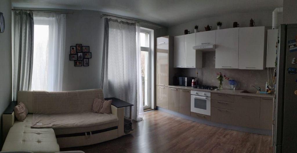 Продажа трёхкомнатной квартиры поселок Мещерино, цена 6450000 рублей, 2021 год объявление №340362 на megabaz.ru