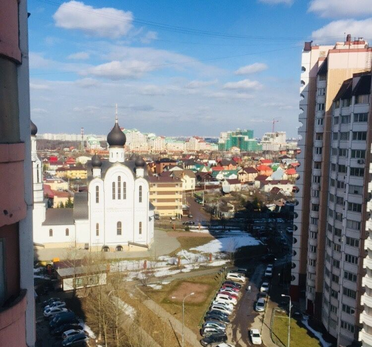 Продажа двухкомнатной квартиры поселок Развилка, метро Зябликово, цена 8500000 рублей, 2021 год объявление №341105 на megabaz.ru