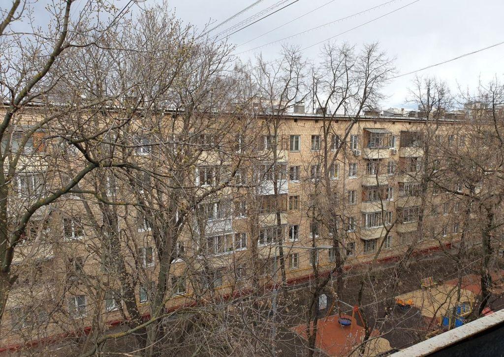 Продажа однокомнатной квартиры Москва, метро Савеловская, 2-я Квесисская улица 15, цена 7500000 рублей, 2021 год объявление №340876 на megabaz.ru