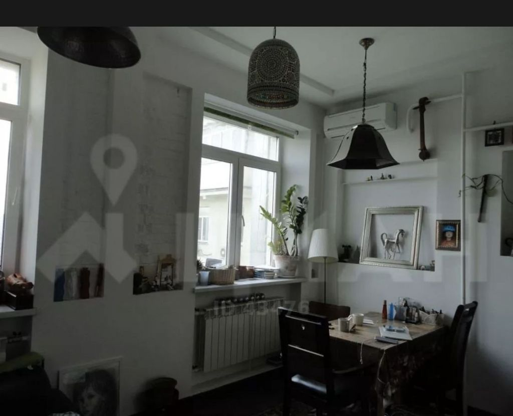 Продажа двухкомнатной квартиры Москва, метро Сухаревская, Большая Сухаревская площадь 16/18с1, цена 20900000 рублей, 2020 год объявление №340981 на megabaz.ru