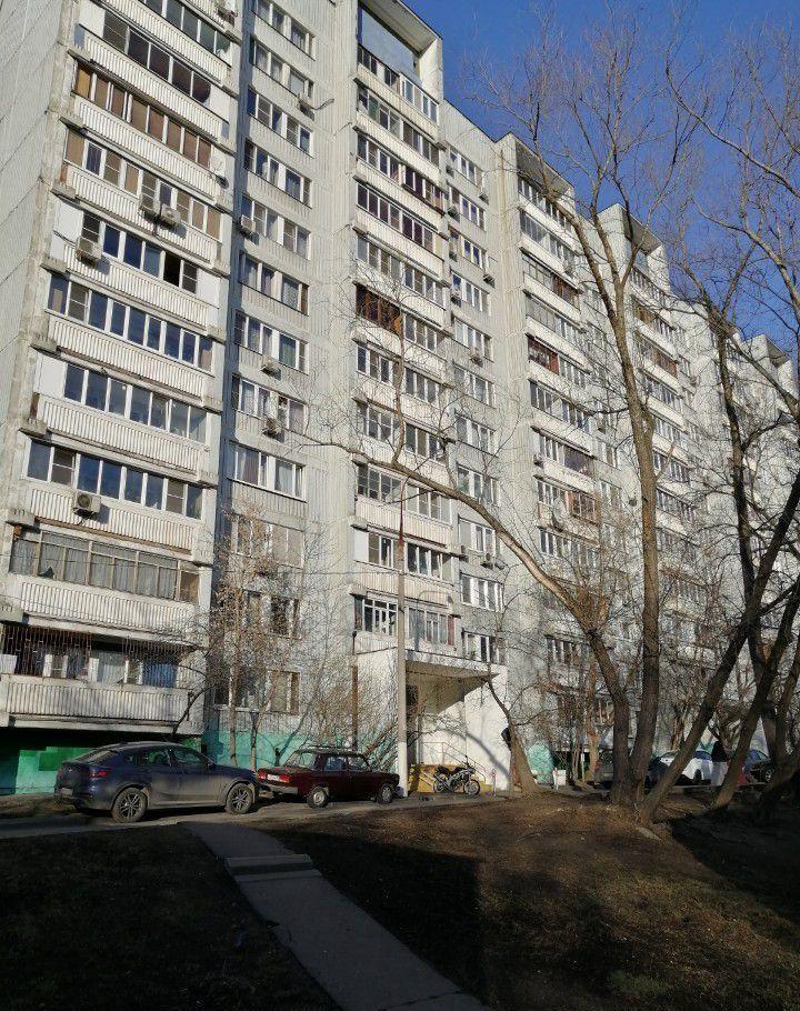 Купить однокомнатную квартиру в Москве у метро Печатники - megabaz.ru