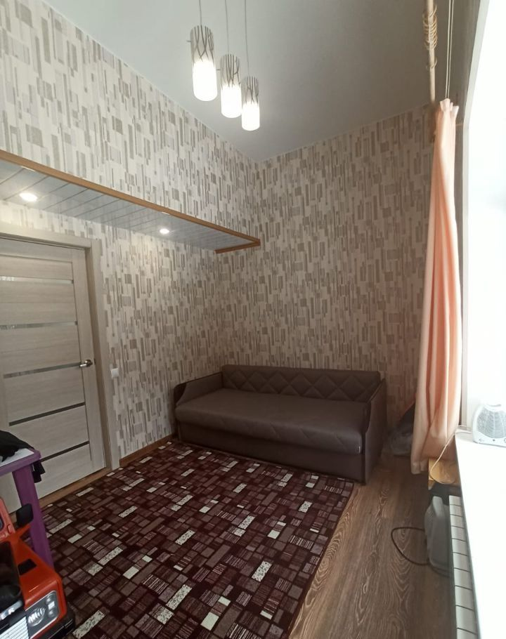 Продажа однокомнатной квартиры село Тарасовка, улица Радио 36А, цена 3150000 рублей, 2021 год объявление №342137 на megabaz.ru