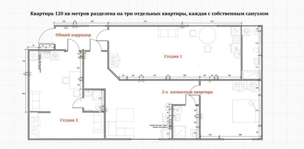 Продажа трёхкомнатной квартиры Москва, метро Римская, шоссе Энтузиастов 1к2, цена 31900000 рублей, 2021 год объявление №342174 на megabaz.ru