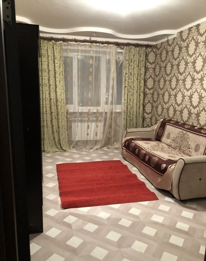 Аренда однокомнатной квартиры поселок Аничково, цена 16000 рублей, 2021 год объявление №980722 на megabaz.ru