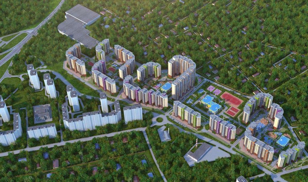 Купить однокомнатную квартиру в Одинцово - megabaz.ru