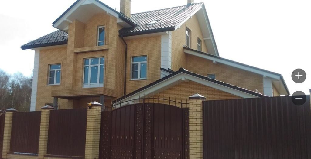 Продажа дома коттеджный посёлок Лосиный Парк-2, улица 3-я Линия, цена 18000000 рублей, 2020 год объявление №343639 на megabaz.ru