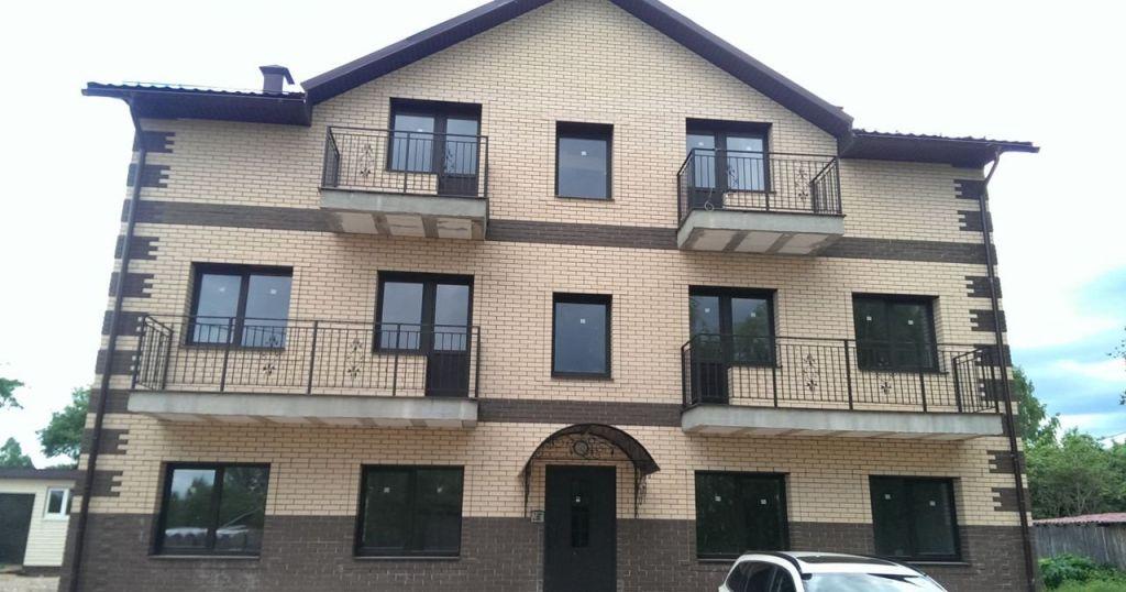 Продажа однокомнатной квартиры поселок Глебовский, Октябрьская улица 71, цена 1680000 рублей, 2021 год объявление №344181 на megabaz.ru