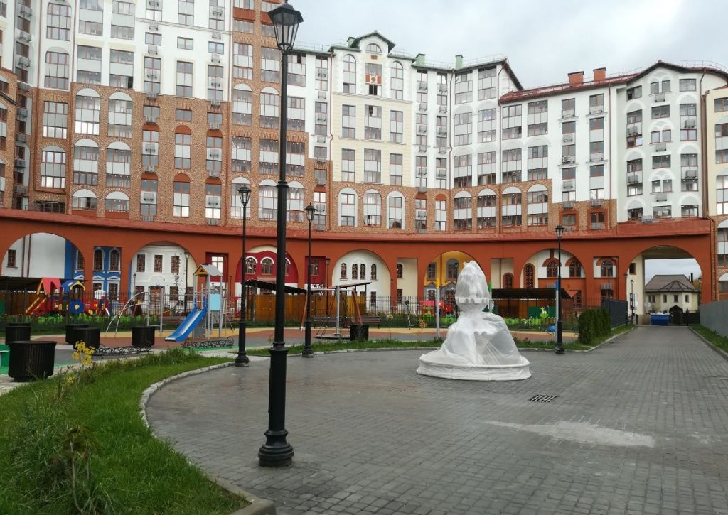 Продажа однокомнатной квартиры поселок Развилка, метро Зябликово, цена 5800000 рублей, 2021 год объявление №344175 на megabaz.ru