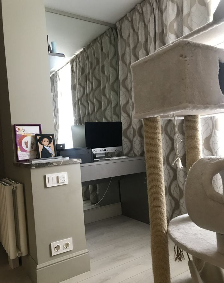 Продажа четырёхкомнатной квартиры Москва, метро Нагатинская, 1-й Нагатинский проезд 1с2, цена 35000000 рублей, 2020 год объявление №344299 на megabaz.ru