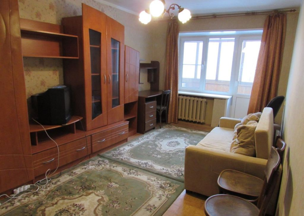 Аренда однокомнатной квартиры поселок Мебельной фабрики, улица Труда 19, цена 19000 рублей, 2021 год объявление №986453 на megabaz.ru
