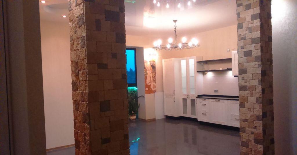 Продажа двухкомнатной квартиры поселок Горки-10, цена 5900000 рублей, 2021 год объявление №345089 на megabaz.ru