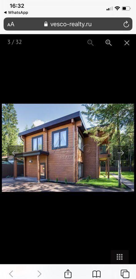 Продажа дома деревня Сивково, 2-я Восточная улица, цена 33000000 рублей, 2021 год объявление №345671 на megabaz.ru