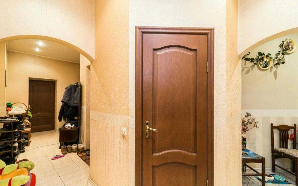 Купить четырёхкомнатную квартиру в Москве у метро Кутузовская - megabaz.ru