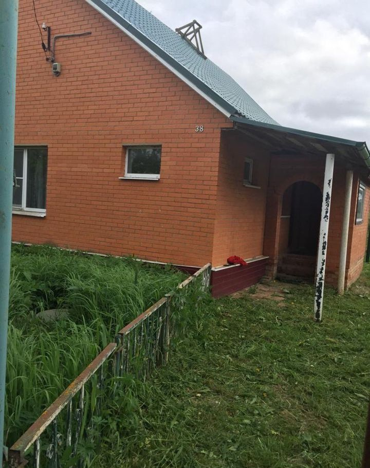 Купить дом в Деревне урусово - megabaz.ru