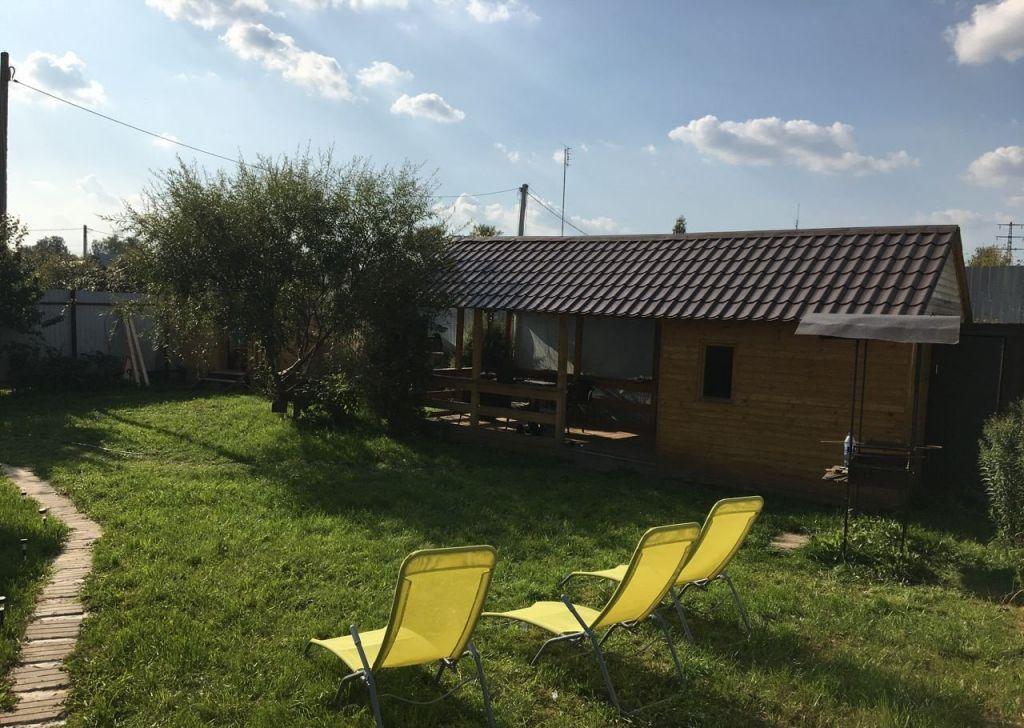 Продажа дома деревня Васькино, Фруктовая улица, цена 1790000 рублей, 2021 год объявление №345461 на megabaz.ru