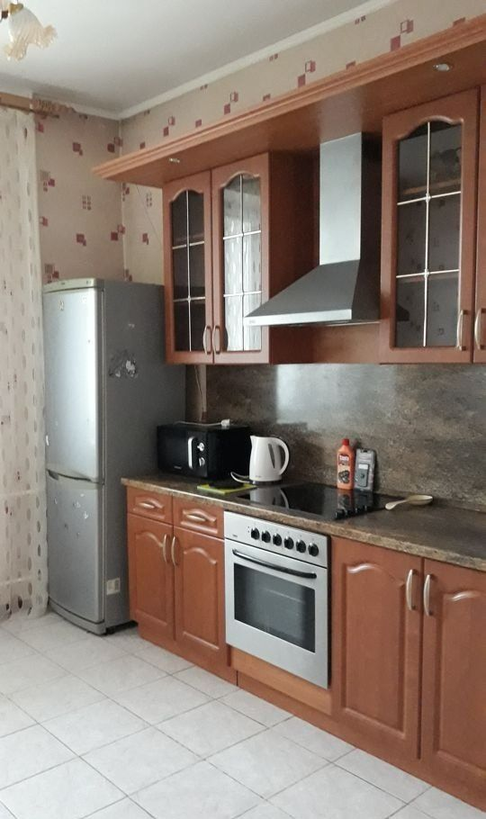 Снять трёхкомнатную квартиру в Москве у метро Кузьминки - megabaz.ru