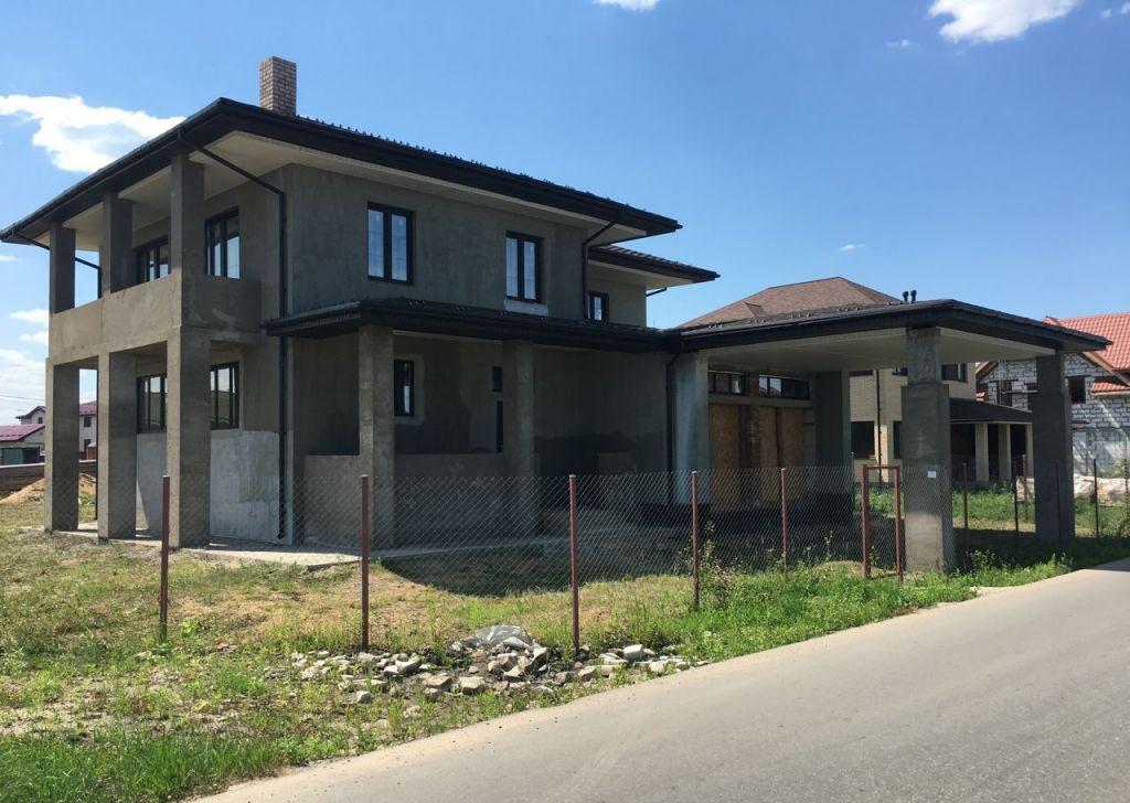 Продажа дома коттеджный посёлок Лосиный Парк-2, улица 3-я Линия, цена 8500000 рублей, 2020 год объявление №346389 на megabaz.ru