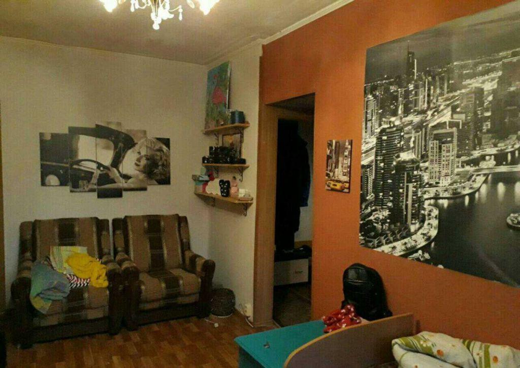 Купить однокомнатную квартиру в Серпухове - megabaz.ru