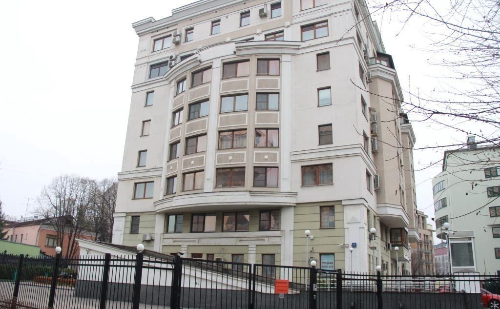 Продажа комнаты Москва, метро Добрынинская, Погорельский переулок 5с2, цена 55223000 рублей, 2020 год объявление №346803 на megabaz.ru