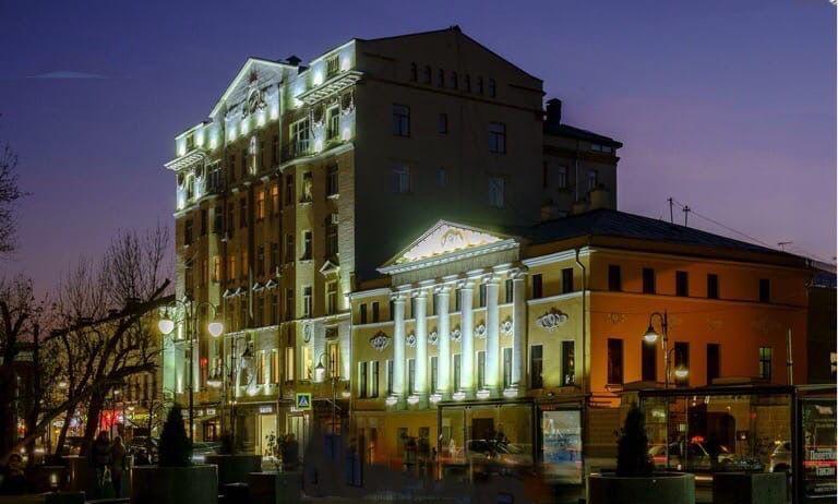 Купить пятикомнатную квартиру в Москве у метро Третьяковская - megabaz.ru