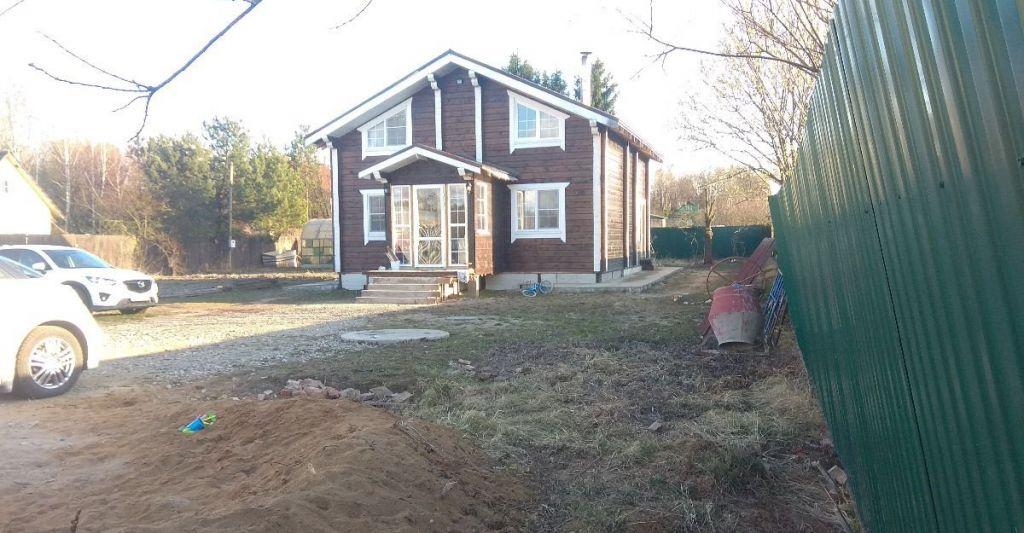 Продажа дома деревня Большие Жеребцы, цена 9500000 рублей, 2021 год объявление №347562 на megabaz.ru
