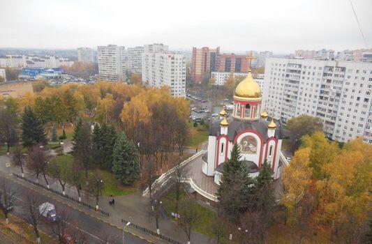 Продажа двухкомнатной квартиры Видное, Советский проезд, цена 5500000 рублей, 2021 год объявление №347912 на megabaz.ru
